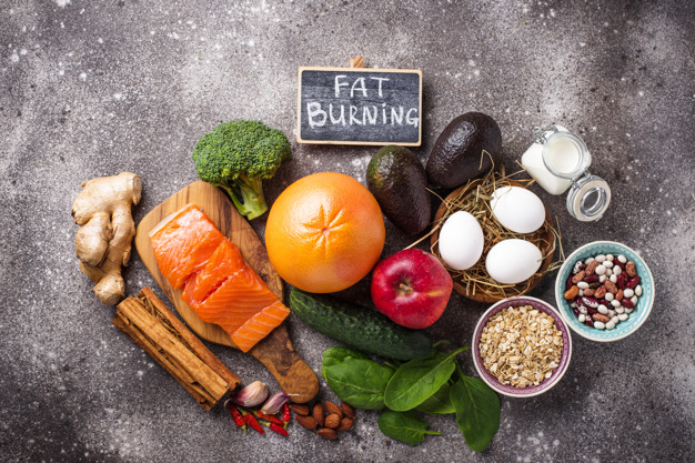 5 fat burning foods to help with weight loss